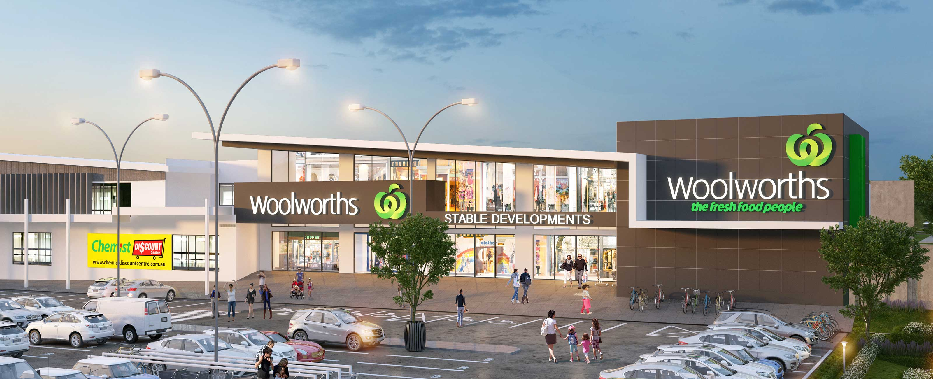 woolworth s market environment